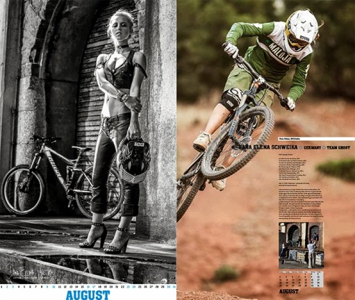 Calendarul CyclePassion 2014.08