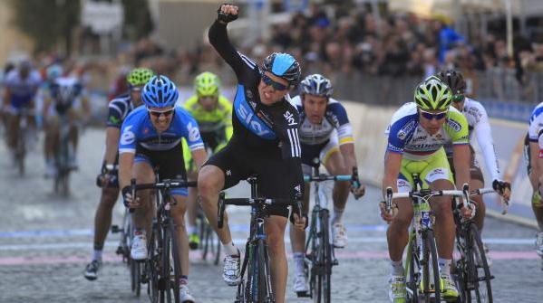 Victorie pentru Hagen în Tirreno-Adriatico