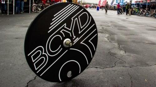 Roata disc de la Boyd pentru track si triatlon 1