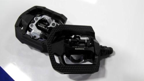 Noile pedale de la Shimano cu rulmenţi şi carbon 4