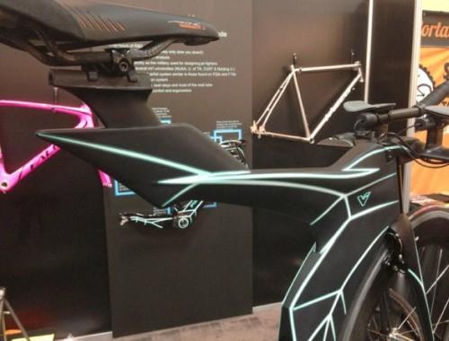 Bicicleta de triatlon Falco V sfidează toate regulile 4
