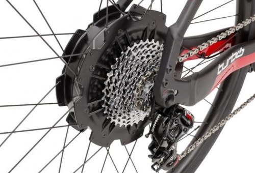 Bicicleta electrică Specialized Turbo-S 2014 3