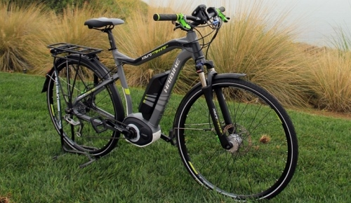 Biciclete electrice moderne de la Haibike 09