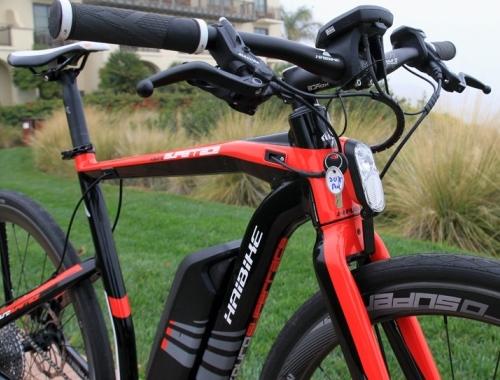 Biciclete electrice moderne de la Haibike 8