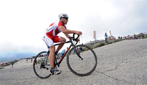 Mount Washington Bike Race Cycling