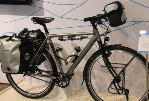 Bicicletele de cicloturism de la Eurobike 2014 16