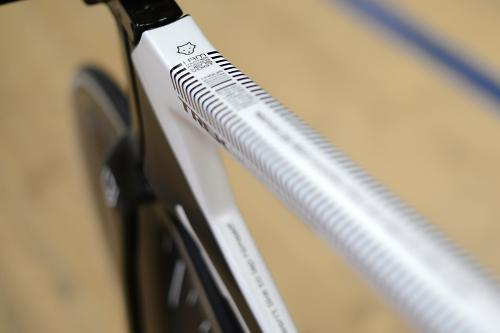 Jens Voigt Top Tube
