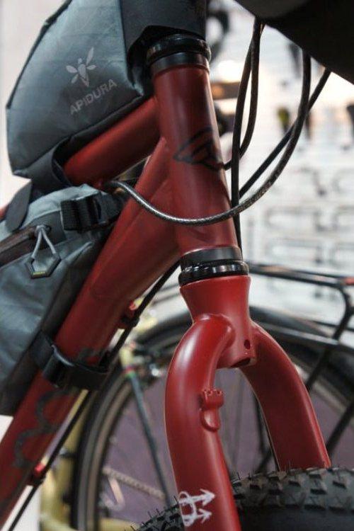 Bicicletă de cicloturism extrem de la Cinelli 05