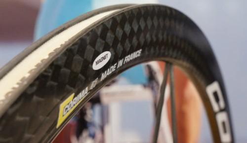 Roţi de cursieră de carbon de la Corima 6