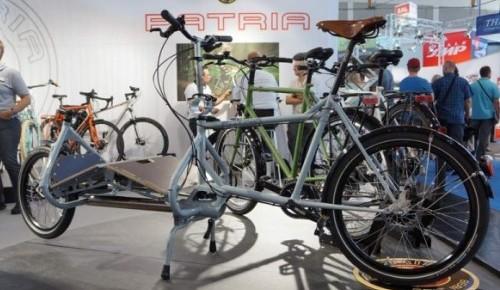 Bicicletele cargo de la EuroBike 2014 05