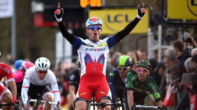 Alexander Kristoff Katusha paris-nisa 2015 etapa 1