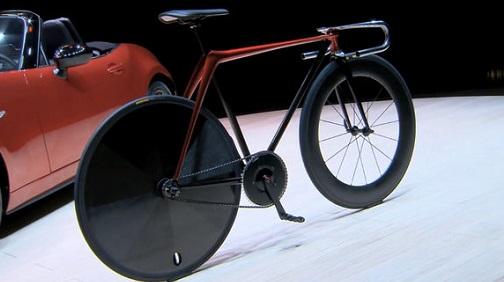 Mazda track bike