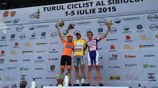podium final
