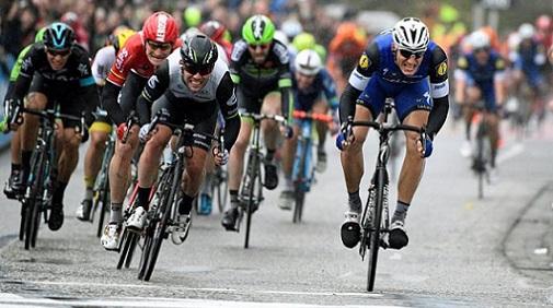 Marcel Kittel vs. Mark Cavendish
