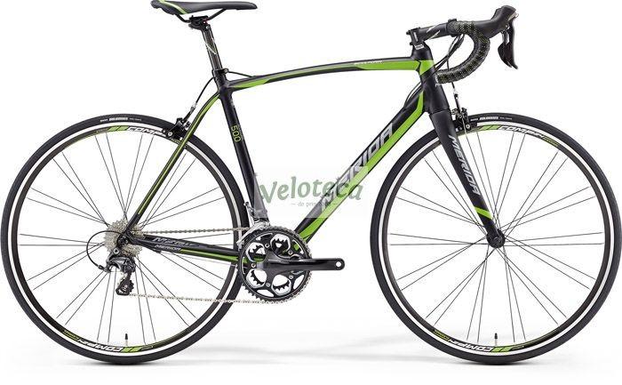 Bicicleta de sosea Merida SCULTURA 500 2016