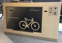 Vanmoof transport biciclete