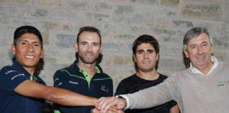 Landa, Valverde, Quintana