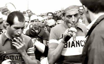 Fausto Coppi Gino Bartali