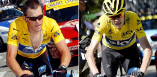Armstrong Froome