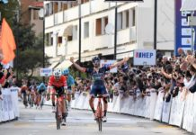 Eduard Grosu tour of croatia 2018 stage 2