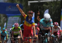 Eduard Grosu Tour Qinghai Lake