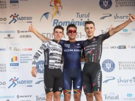 Turul Romaniei 2018 etapa a 2-a Tvetcov Dima