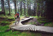 poteci pentru ciclism irlanda